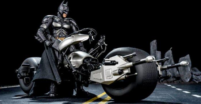 SH Figuarts Batpod
