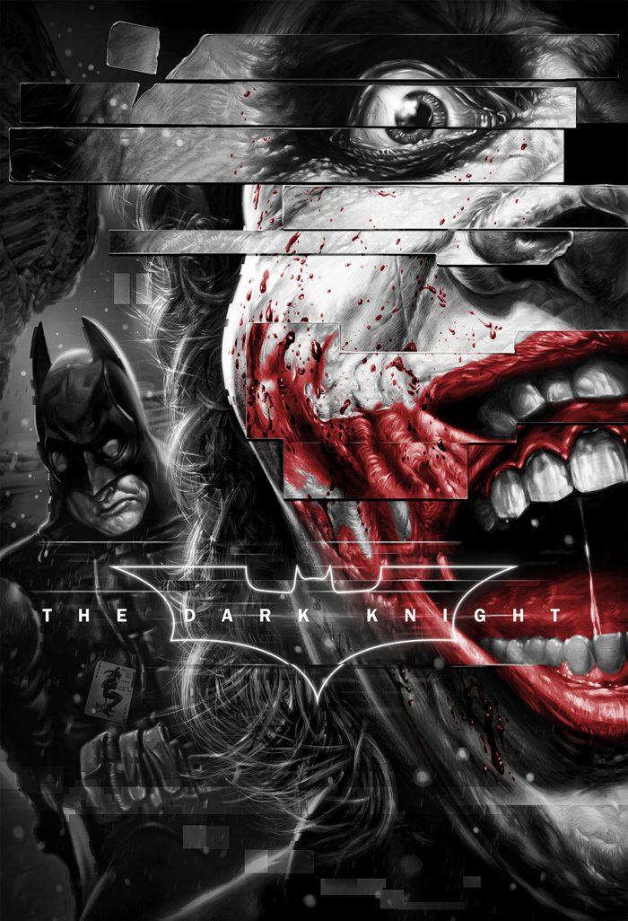 Jack C. Gregory - The Dark Knight (Variant)