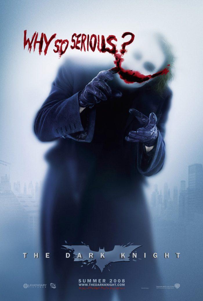 The Dark Knight Lenticular Poster