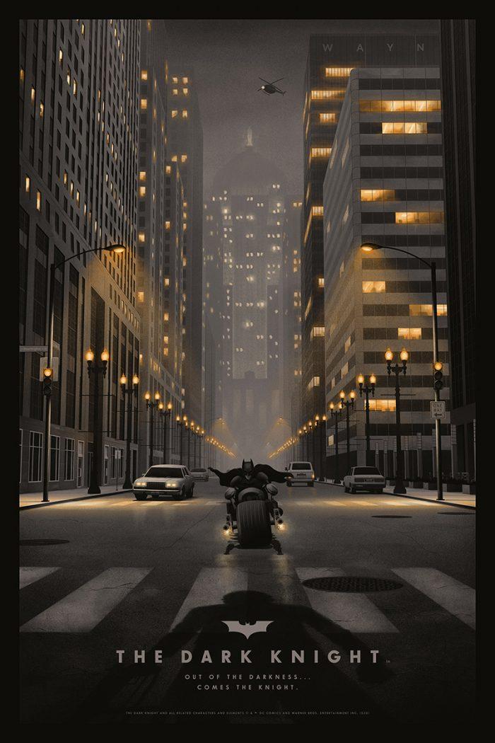 Nicholas Moegly - The Dark Knight