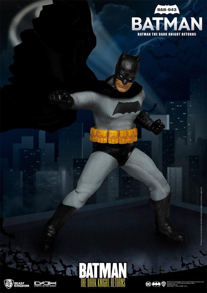 The Dark Knight Returns - Batman Dynamic 8ction Figure