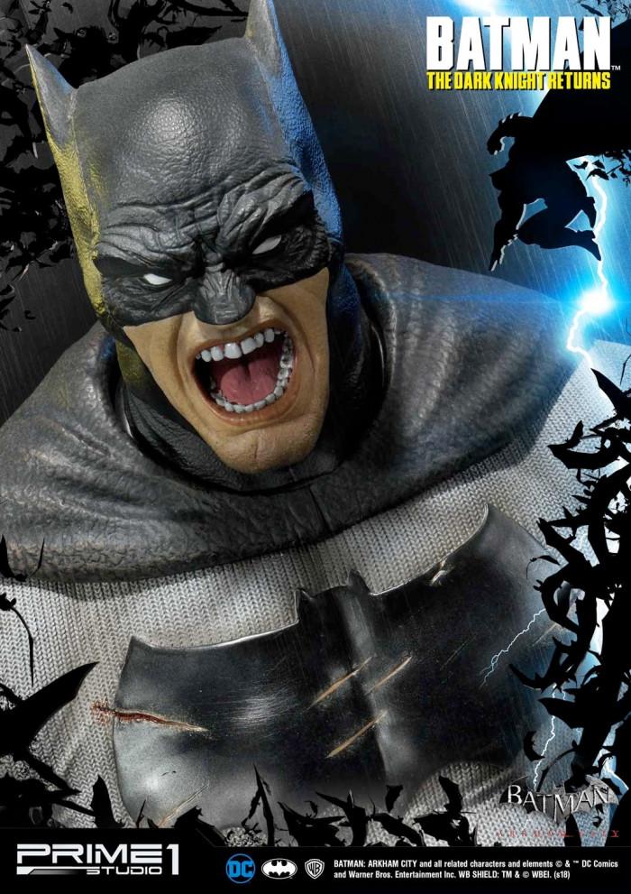 The Dark Knight Returns Bust