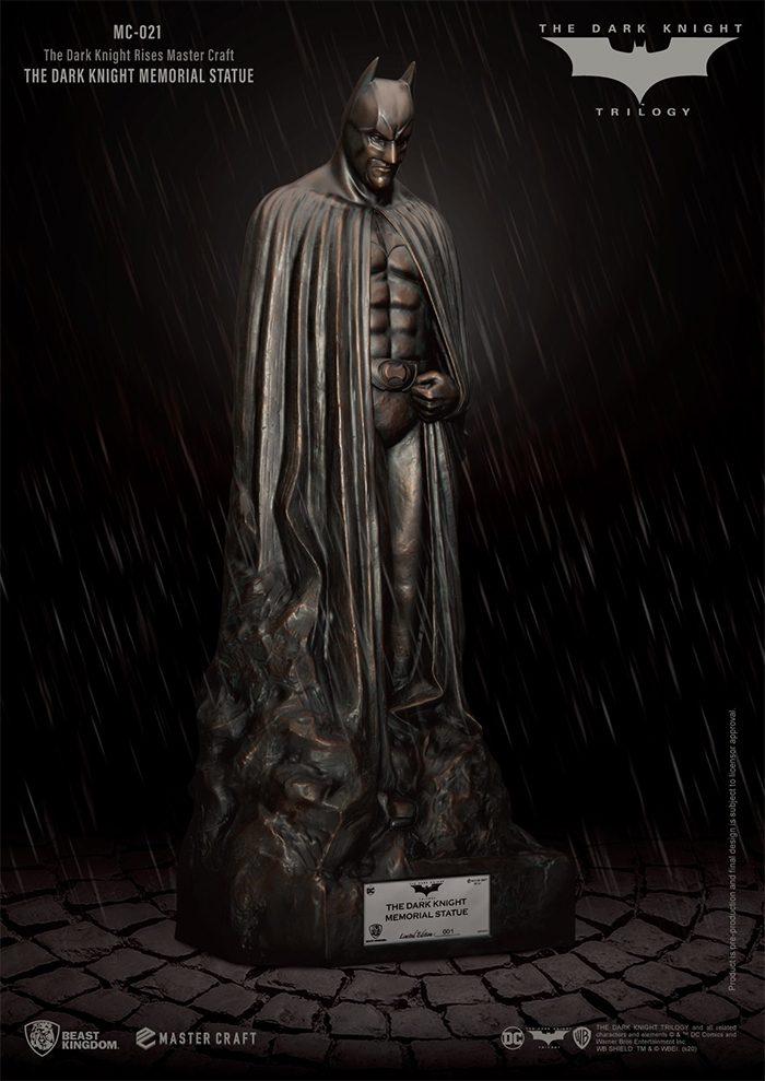 The Dark Knight Rises Statue