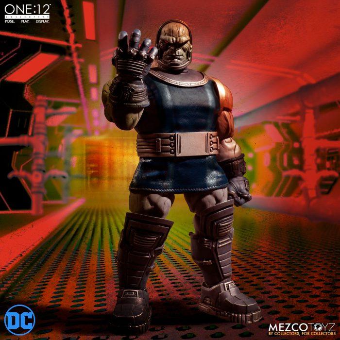 Darkseid One: 12 Collective Figure