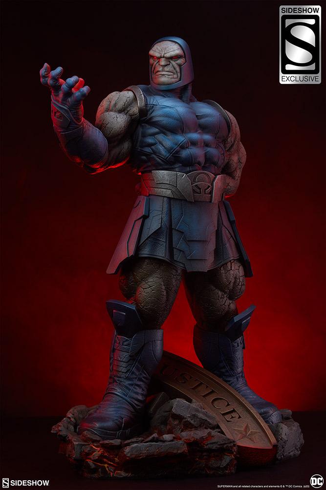 Darkseid - Sideshow Maquette