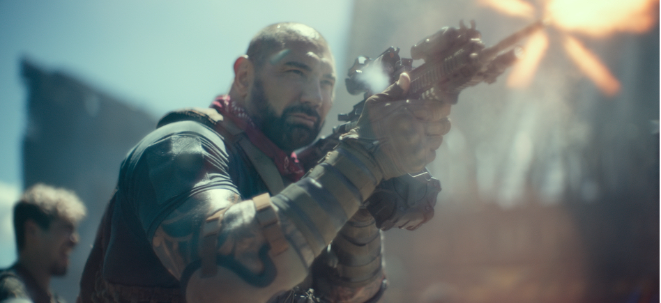 Here's Why Dave Bautista Chose 'Army of the Dead' Over 'The Suicide Squad'