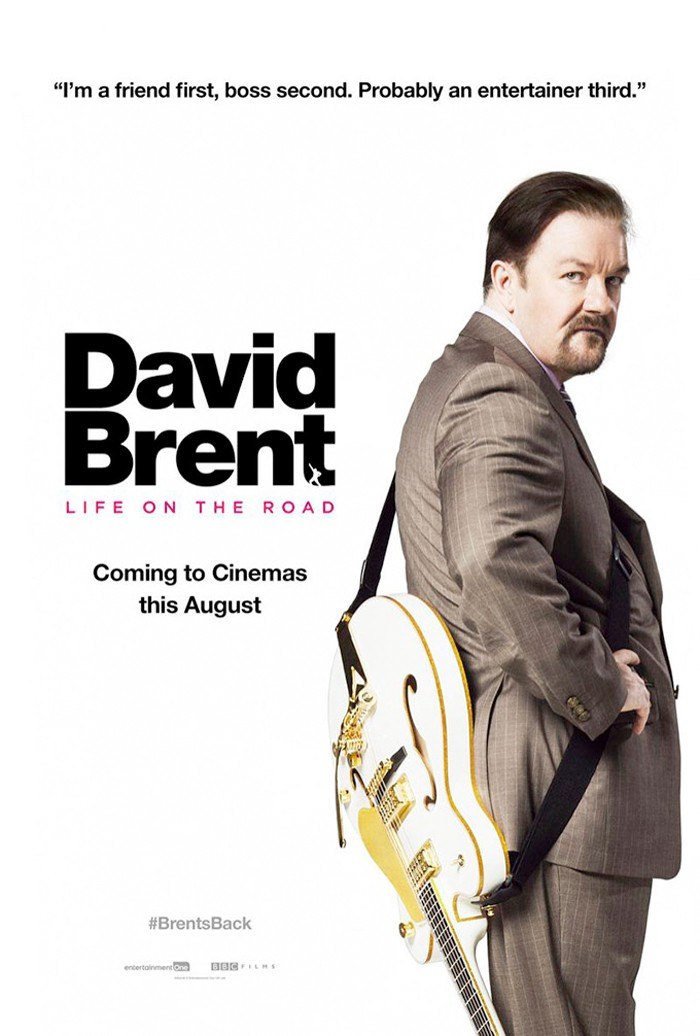David Brent Life on the Road