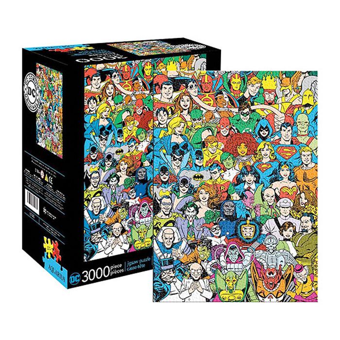 DC Comics Puzzle