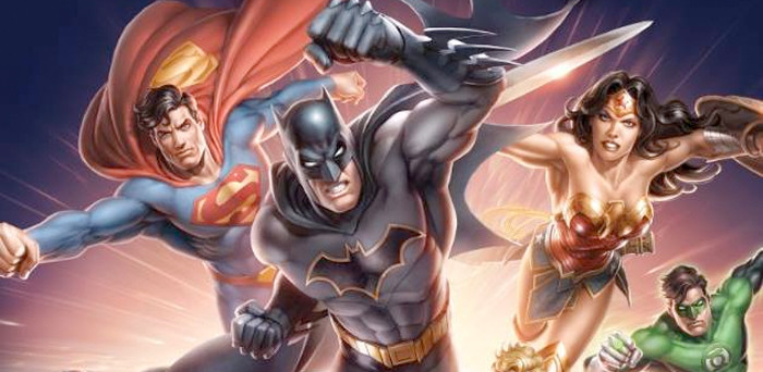 DC Comics Animated Movie Collection