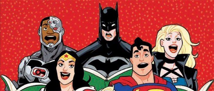DC Comics Christmas Carols
