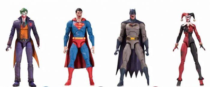 DC Comics - DCeased Action Figures