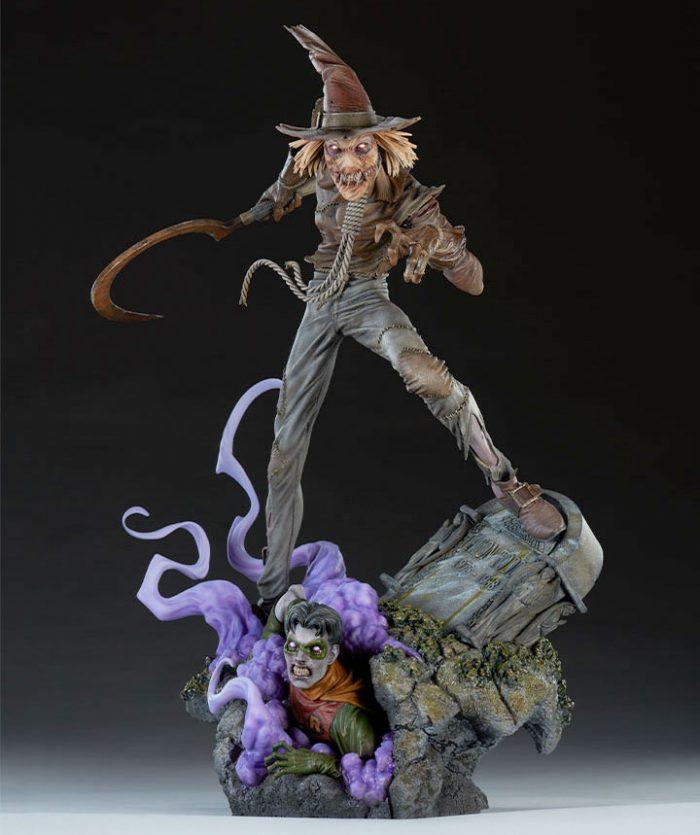 DC Comics - Scarecrow Premium Format Figure