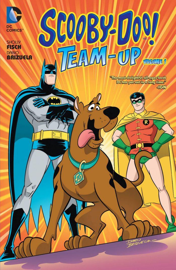 Scooby-Doo DC Comics Team-Ups