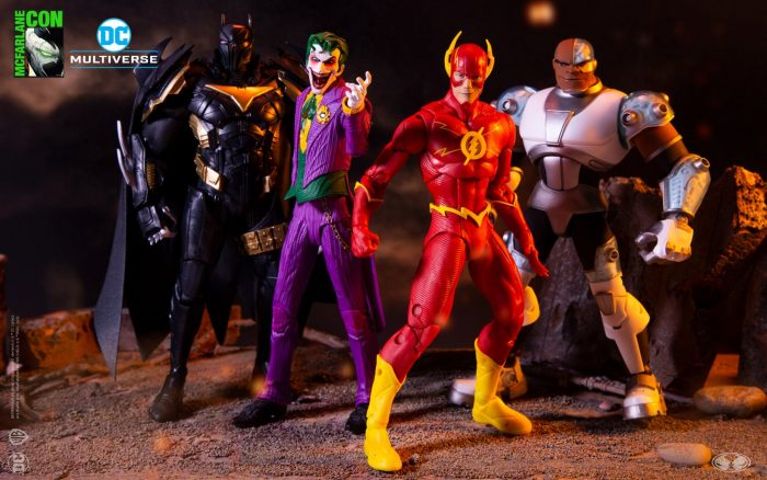 DC Multiverse - McFarlane Toys Reveals SDCC 2020