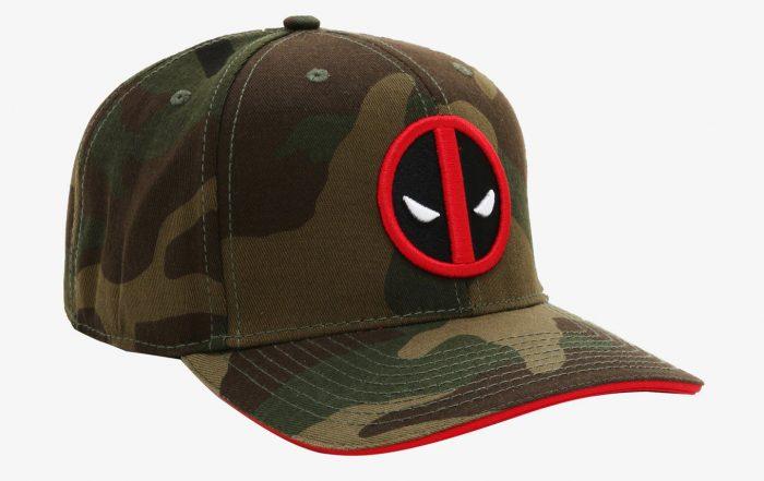 Deadpool Camouflage Hats