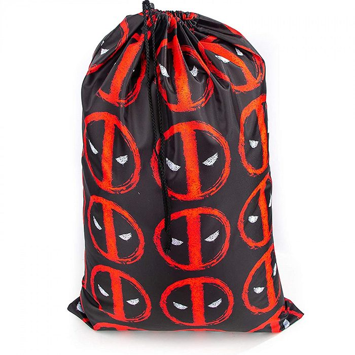Deadpool Drawstring Laundry Bag