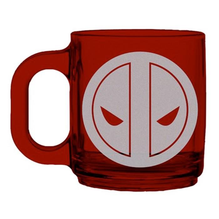 Deadpool Etched Mug
