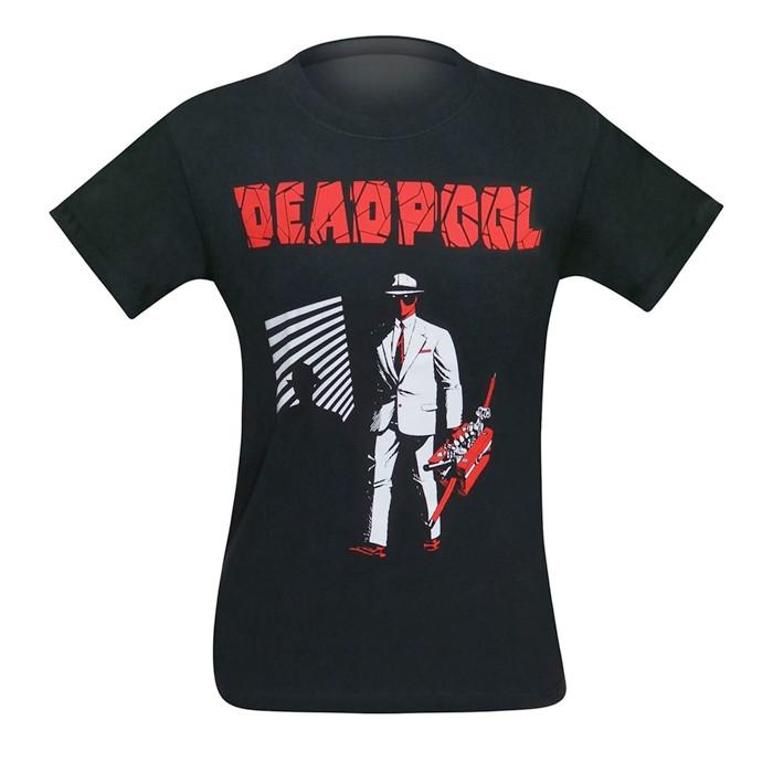 Deadpool Noir Shirt