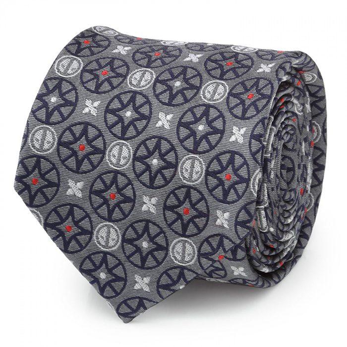 Deadpool Silk Tie