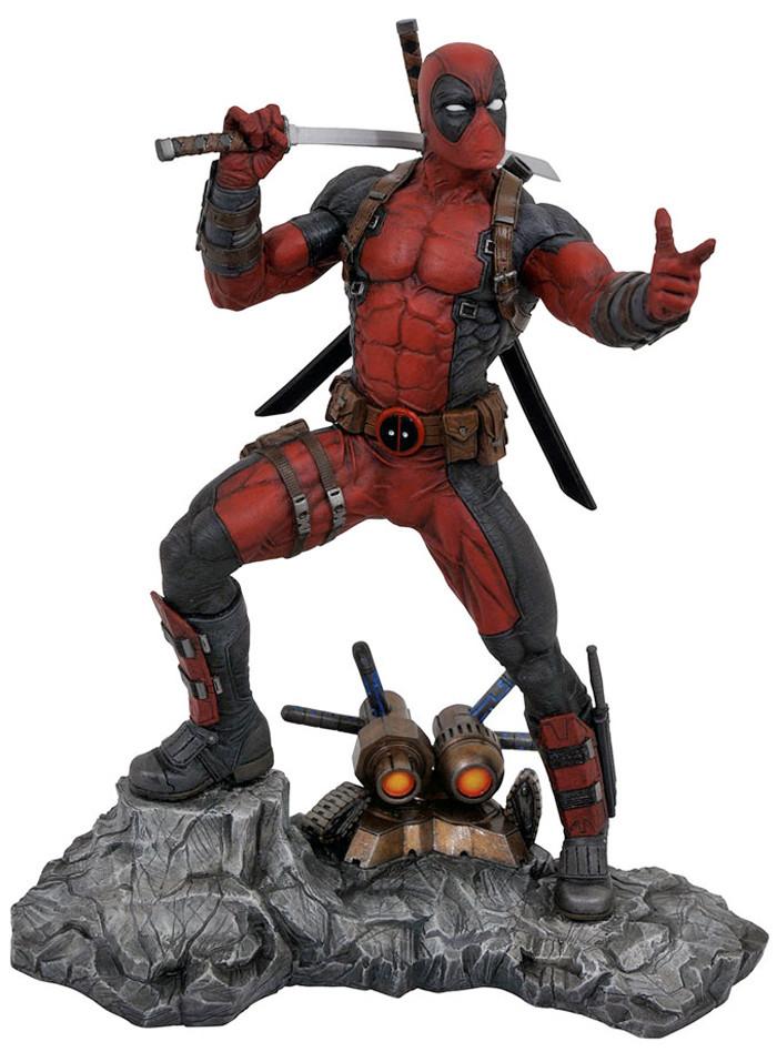 Deadpool Marvel Premier Statue