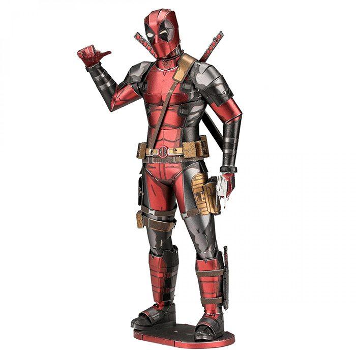 Deadpool 3D Metal Earth Model