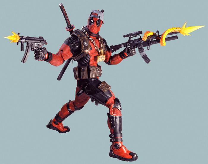 Deadpool NECA Figure