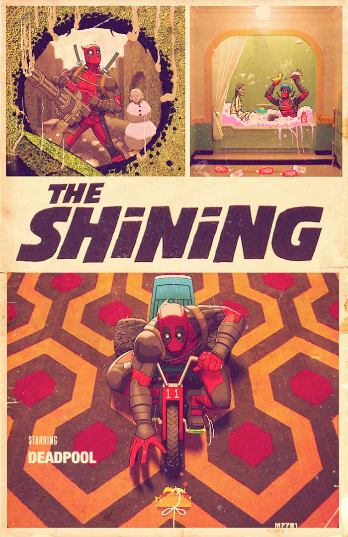 Deadpool - The Shining