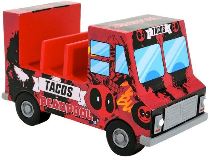 Deadpool Taco Truck Holder