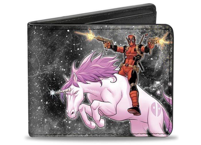Deadpool Unicorn Wallet