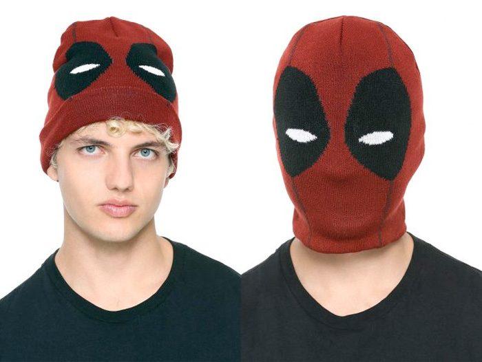 Deadpool Winter Mask