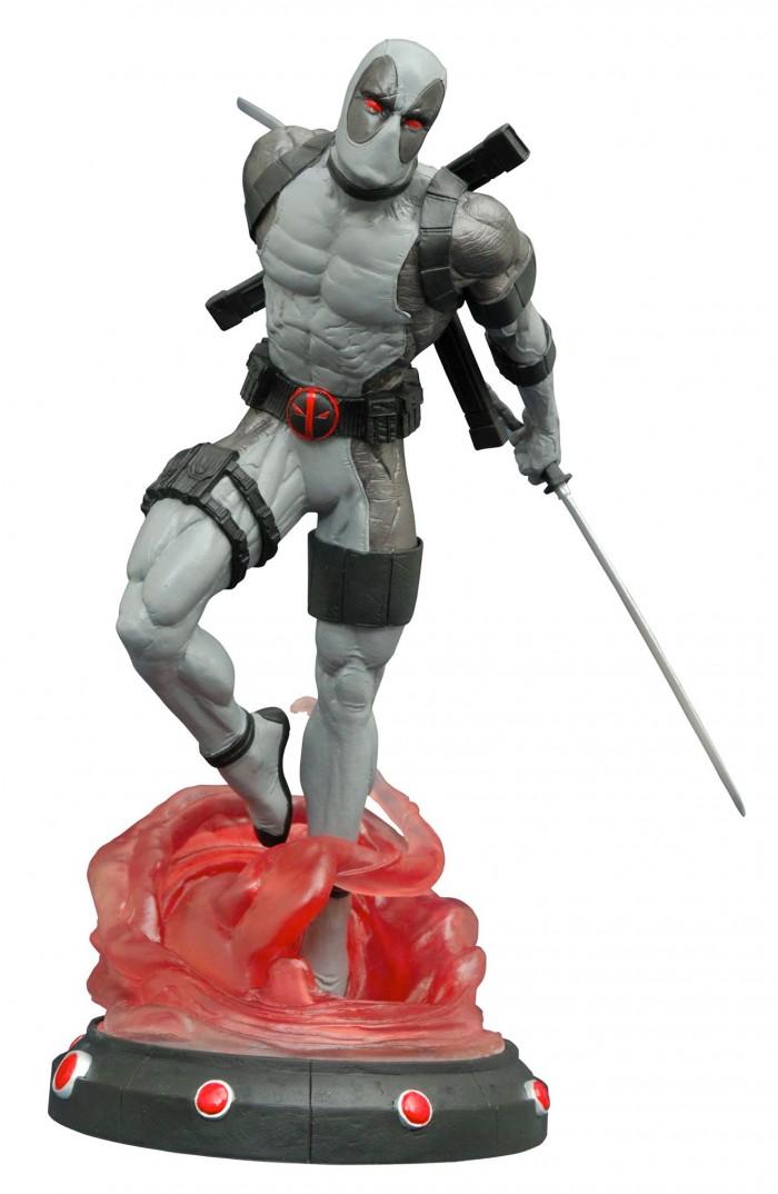 X-Force Deadpool Statue