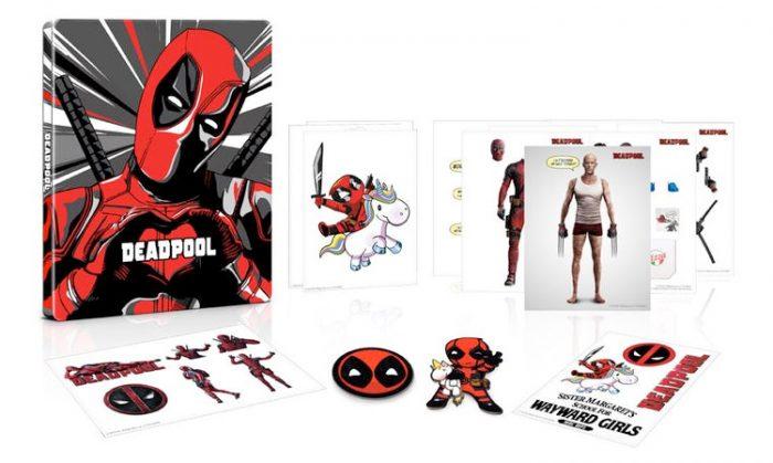 Deadpool 2-Year Anniversary Blu-ray