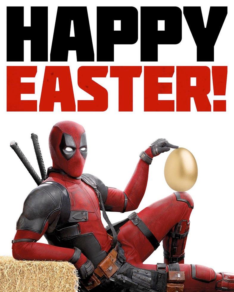Deadpool 2 Easter Eggs