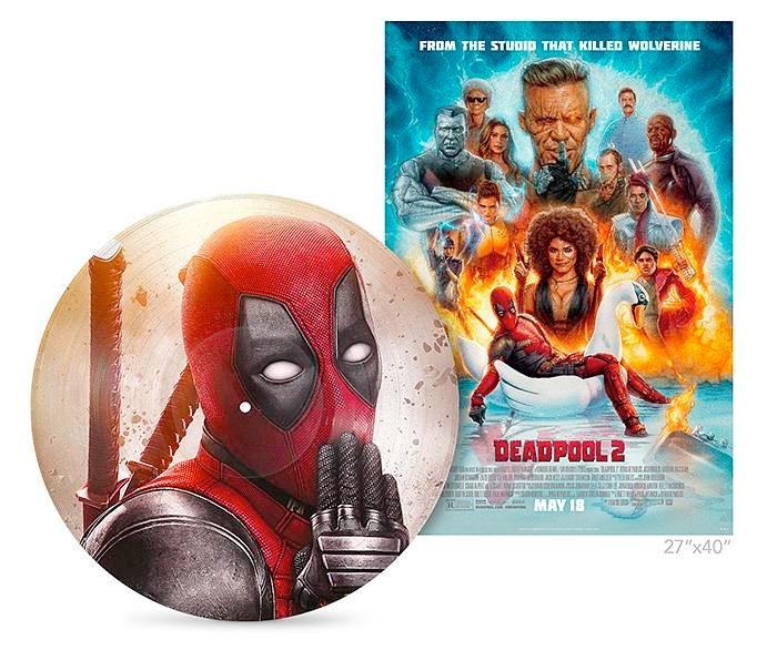 Deadpool 2 Vinyl Soundtrack