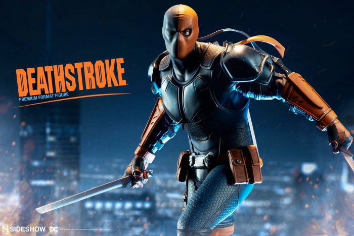Sideshow Collectibles - Deathstroke Premium Format Figure