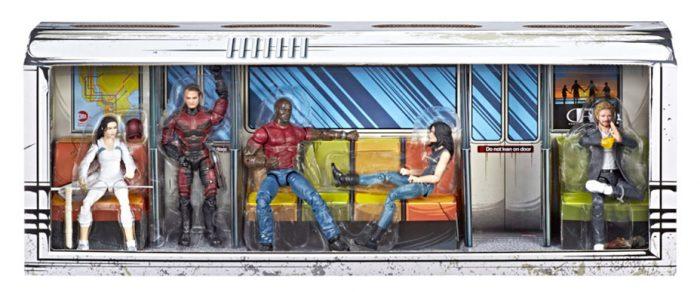 Marvel Legends The Defenders Box Set