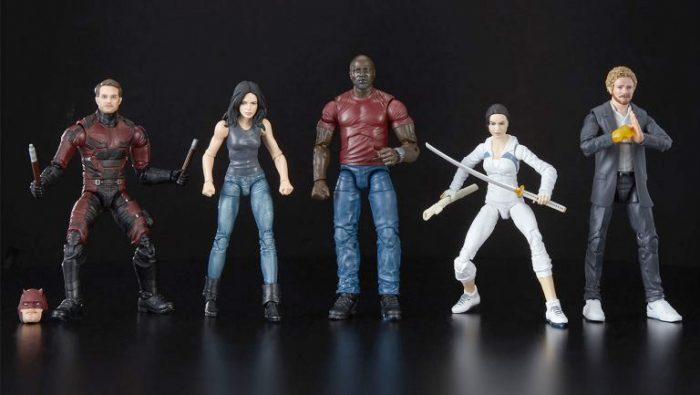 The Defenders - Marvel Legends Box Set