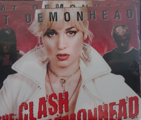 demonhead cd