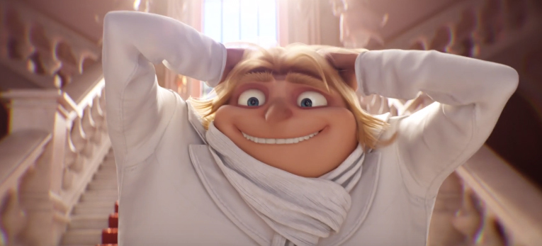 Despicable Me 3 Trailer Gru Has A Twin Brother