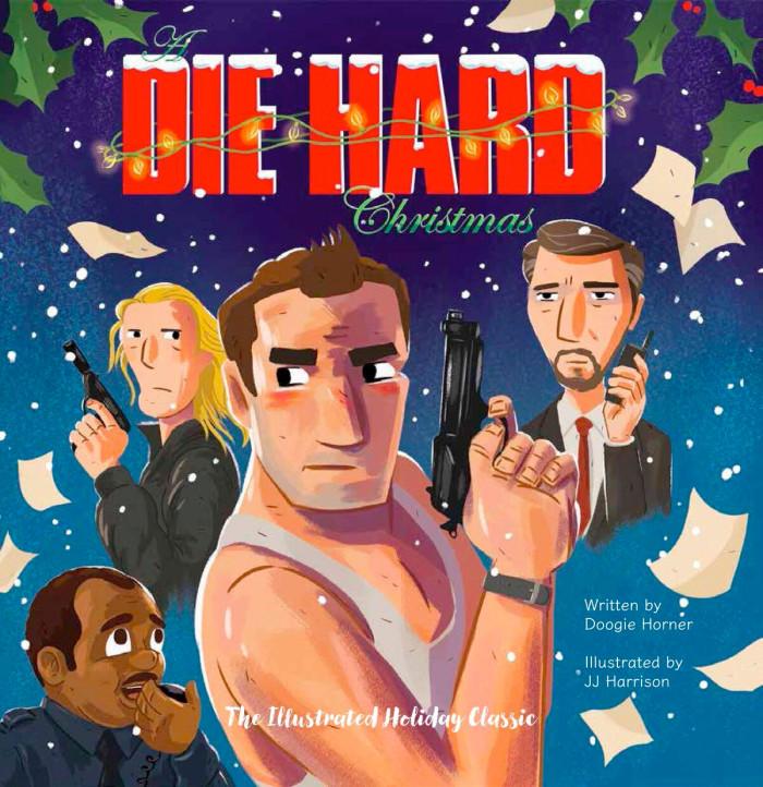Die Hard Christmas Book