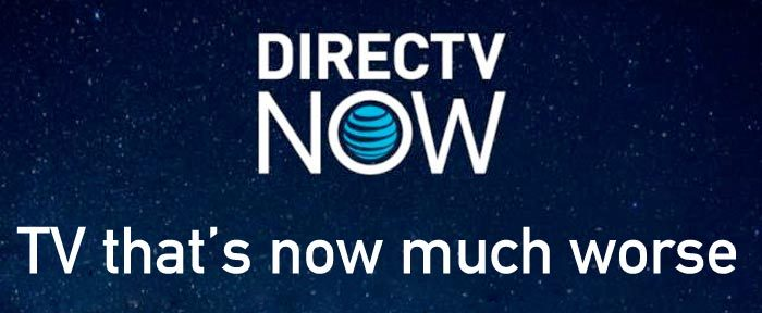 DirecTV Now New Subscription Prices