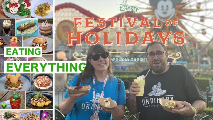 disney festival of holidays 2019
