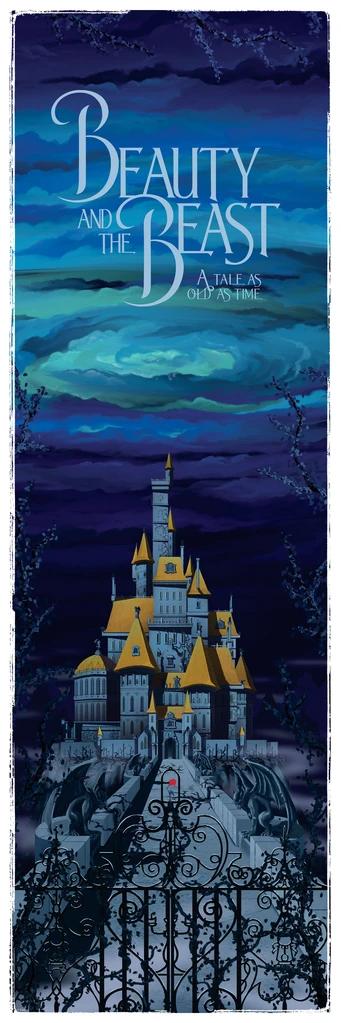 Ben Harman - Beauty and the Beast (Night)