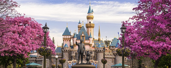 Disneyland land purchase