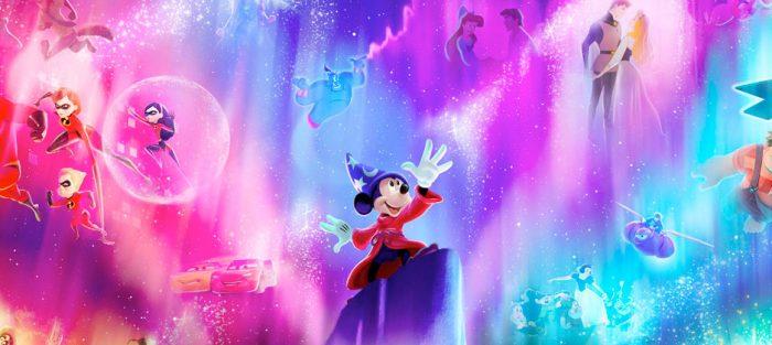 Disney Parks - Wonderful World of Animation