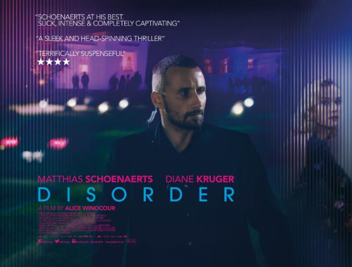 disorder trailer