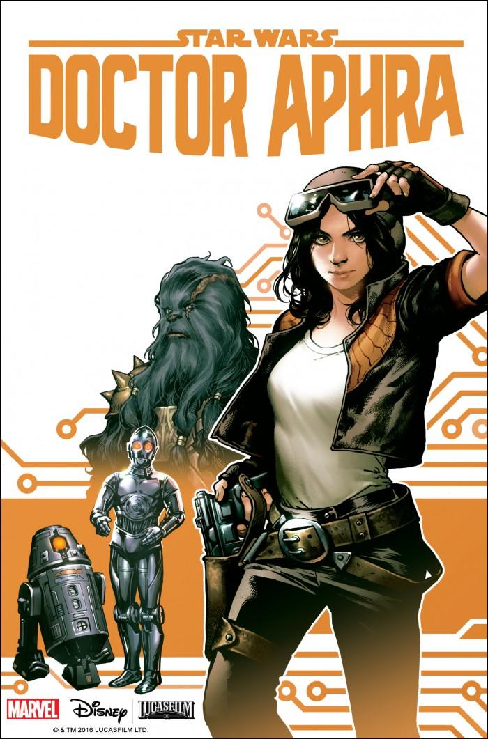doctor aphra star wars comic