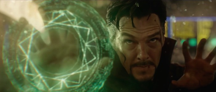 doctor strange visual effects