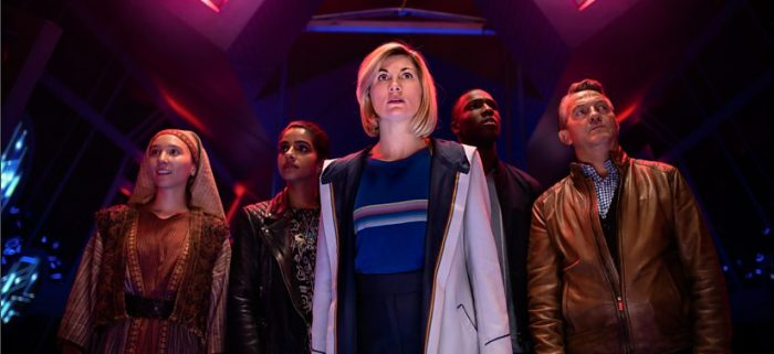 doctor who can you hear me review