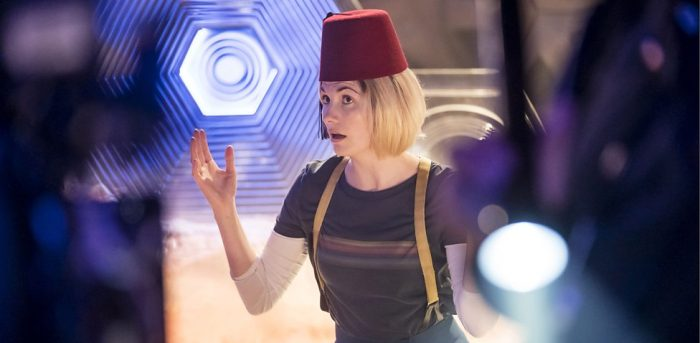 'Doctor Who' Delivers Throwbacks With a Timely Edge in 'Kerblam!'